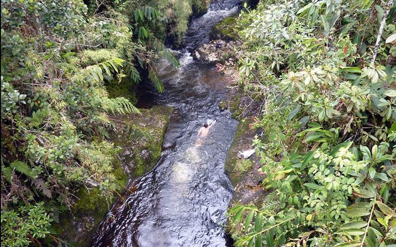 cicloturismo colombia rio arroyondo