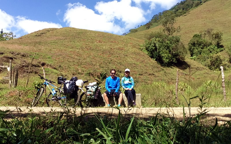 cycle touring colombia