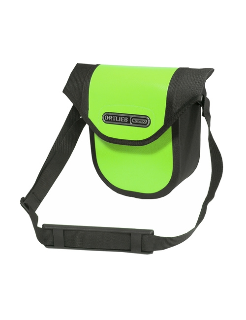 Alforja Ortlieb Ultimate6 Compact - Lima Negro