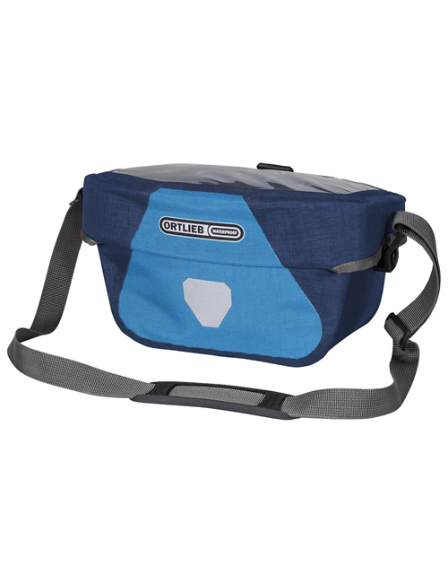 Alforja Ortlieb Ultimate6 Plus - 5L - Denim Azul Acero