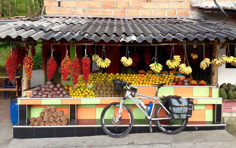 recetas para cicloviajeros