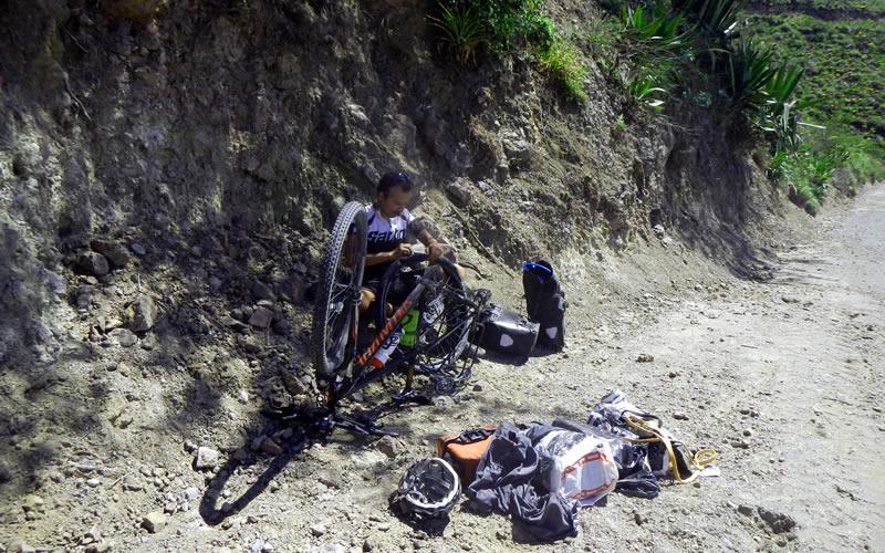 cicloviajeros colombianos