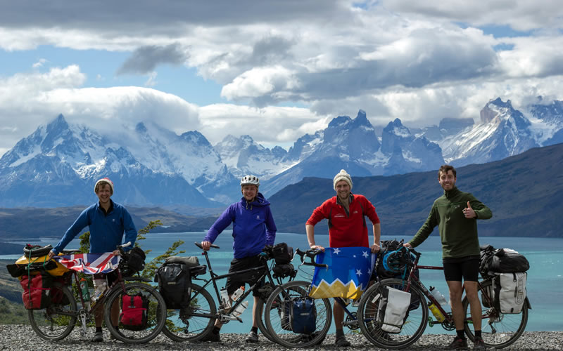 Sur America en Bicicleta