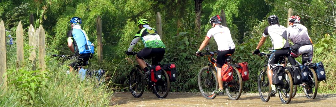 alforjas para bicicleta