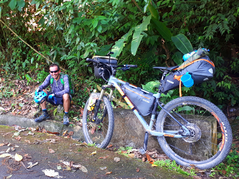 Bikepacking en Colombia
