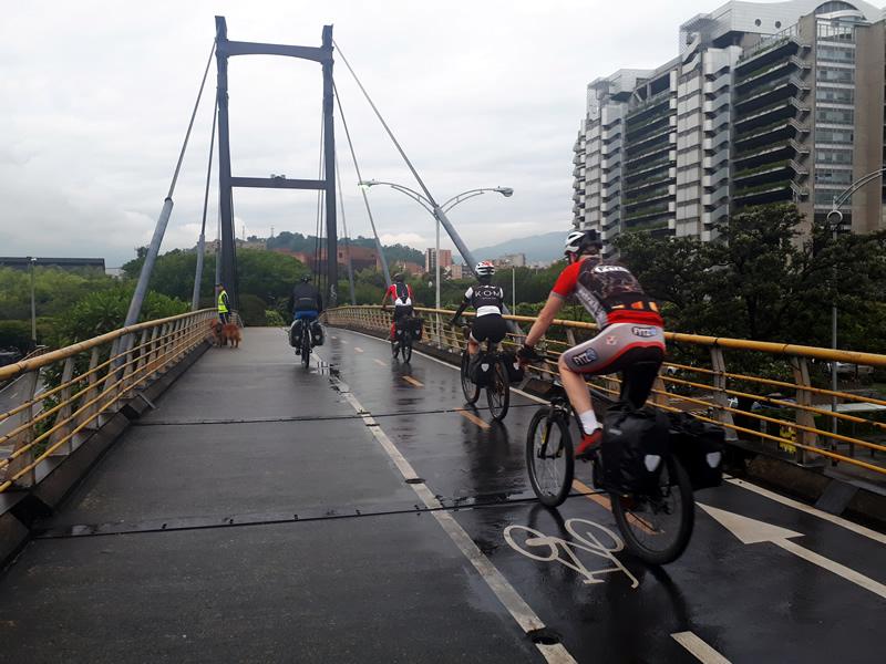 día sin carro en Medellín