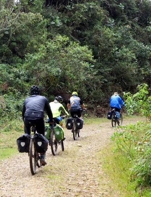 Tour En Bicicleta en el Chocó